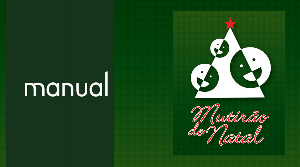 Manual do mutirão de natal