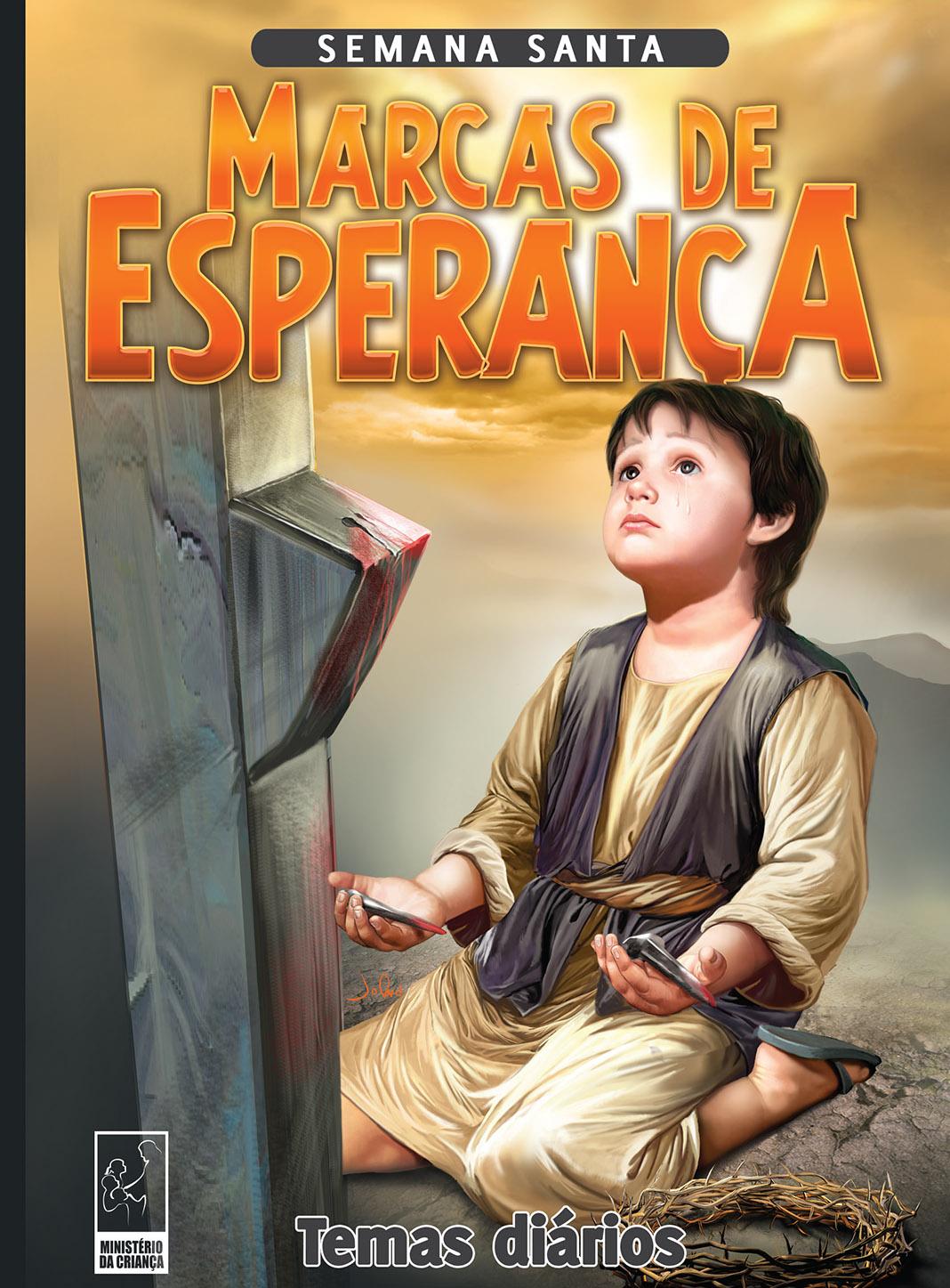 Sermonário Semana Santa Infantil – 2013