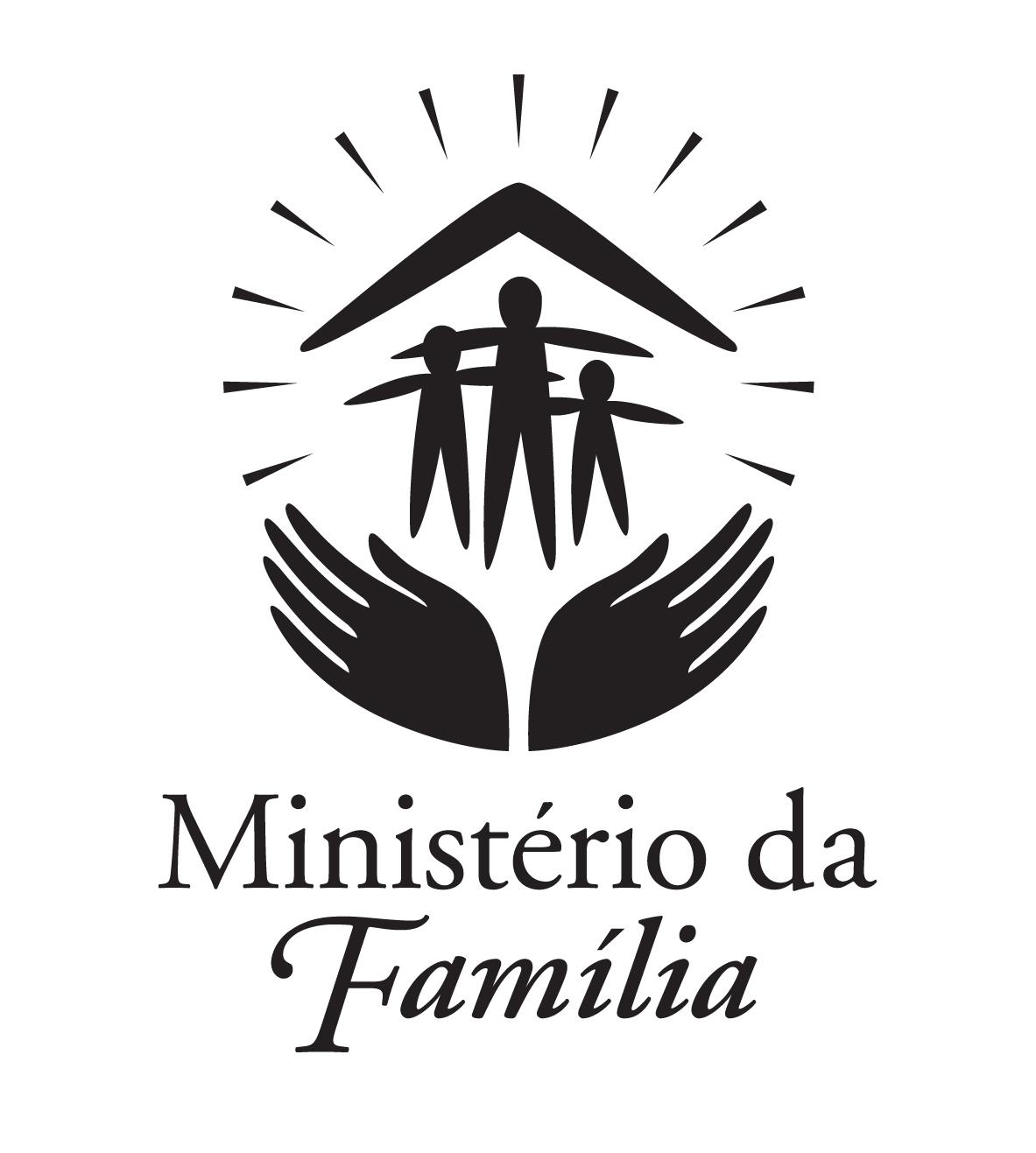 Logo: Ministério da Família
