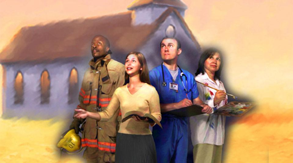 Sidionil Biazzi: Igrejas Como Centros de Saúde