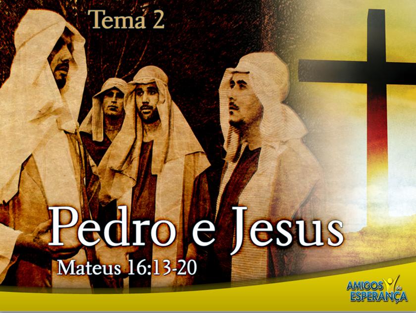 Slides 2: Pedro e Jesus – Semana Santa 2011