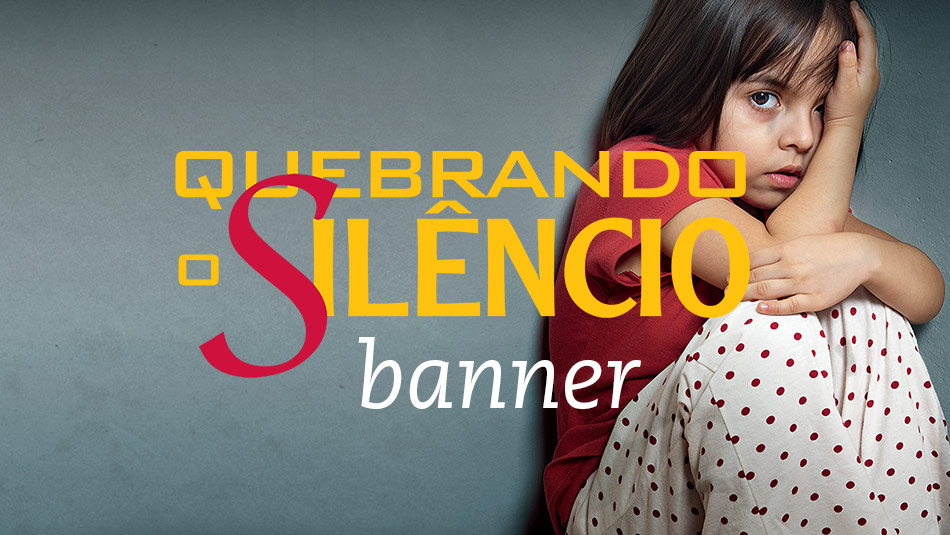 Banner: Quebrando o Silêncio 2013