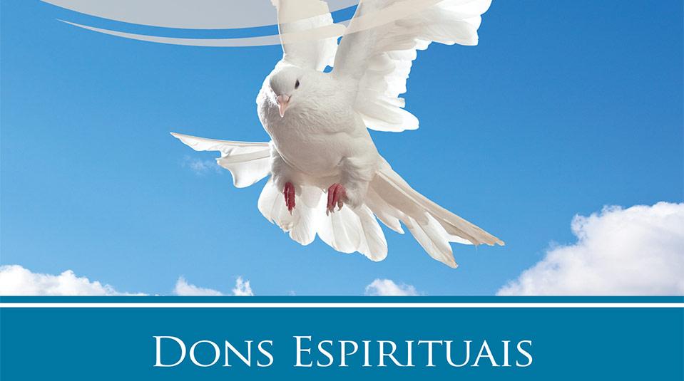 Estudos Bíblicos para Pequenos Grupos: Dons Espiritual