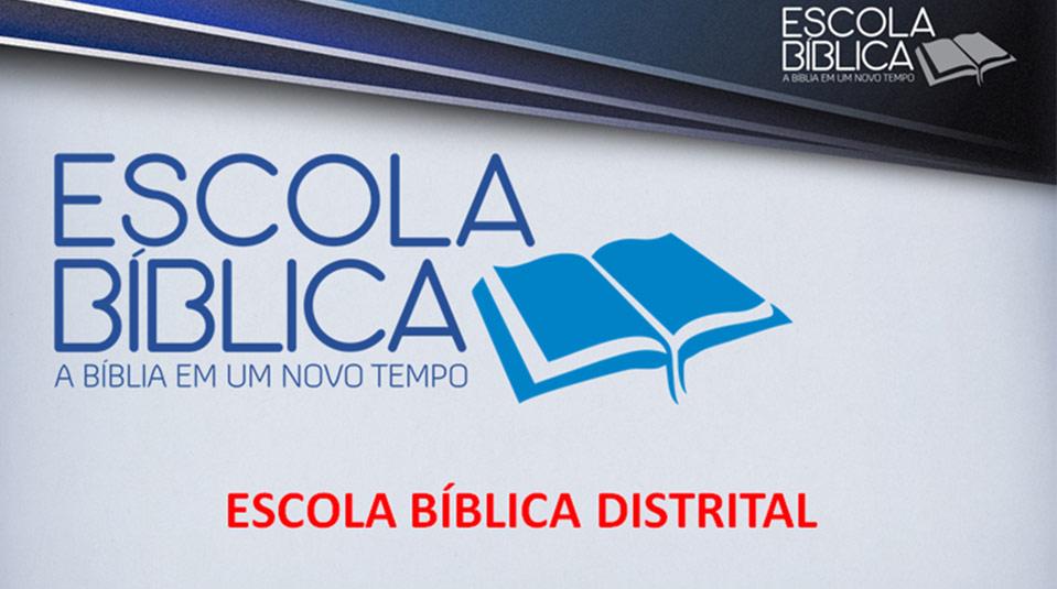 Pr. Arilton Oliveira: Escola Bíblica