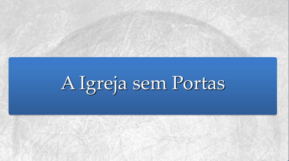 Pr. Gerson Santos: Igreja Missional