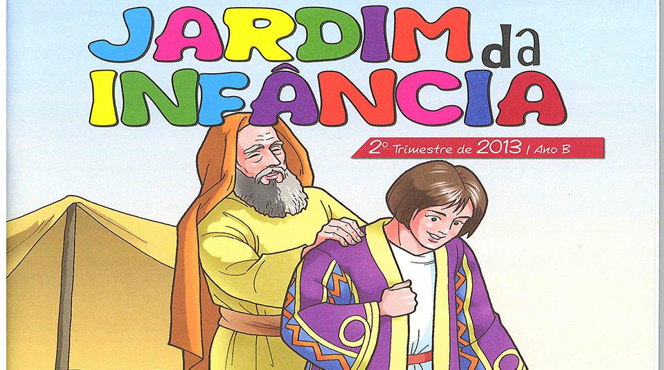Auxiliar: Jardim Ano B 2º trimestre 2013