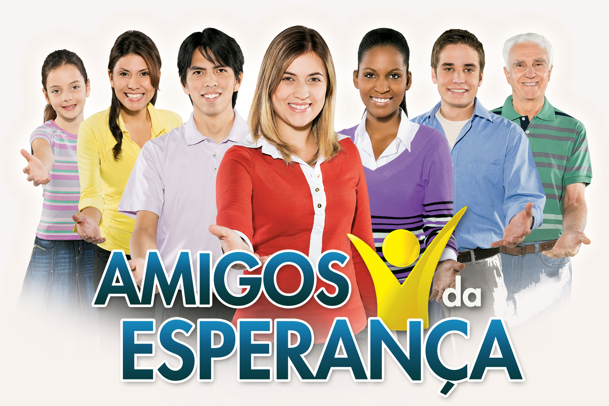 Logo: Amigos da Esperança 2011