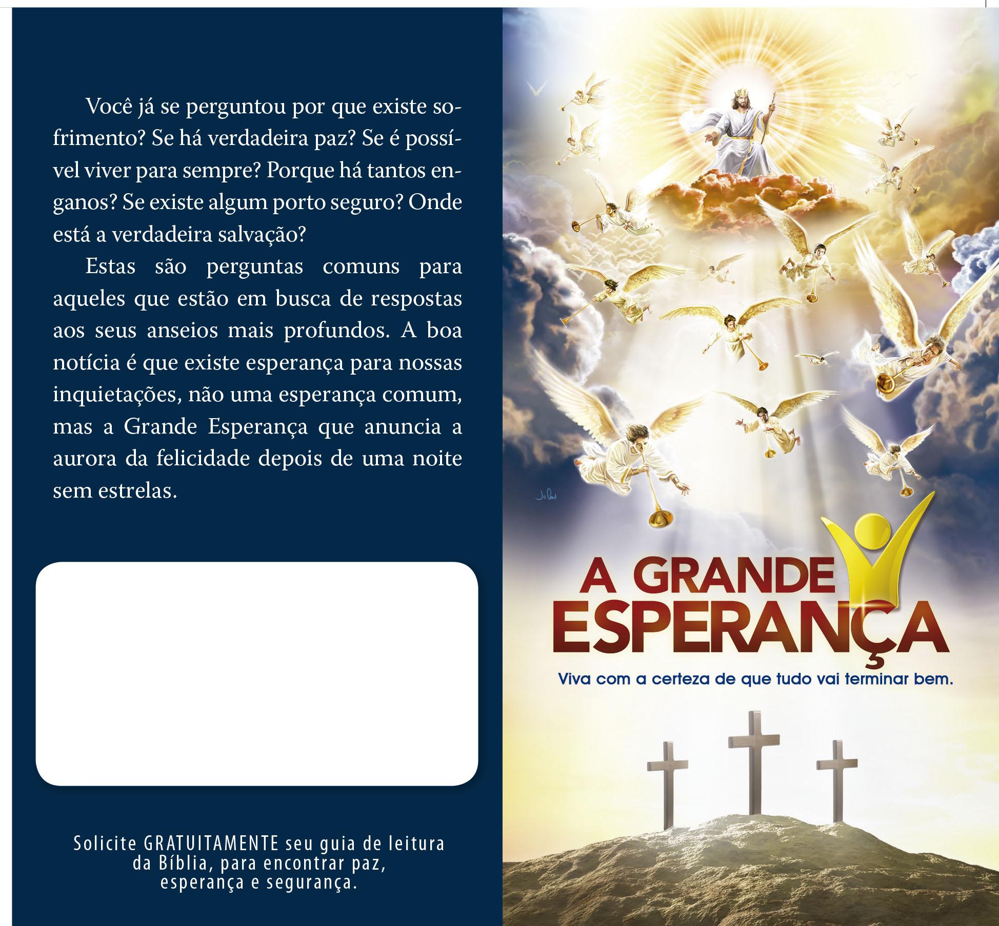 Folheto: Semana Santa 2012