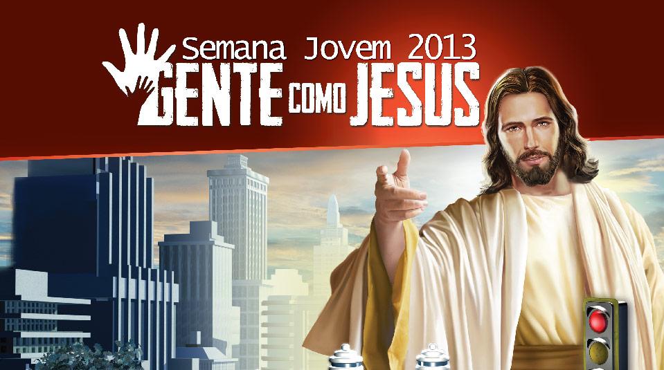 Sermonário: Semana de Oração Jovem 2013