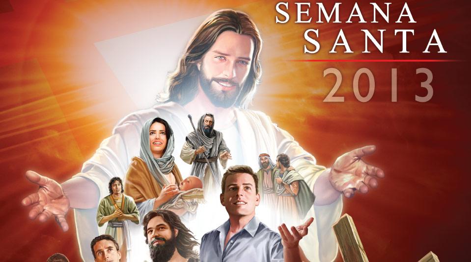 Cartaz: Semana Santa 2013