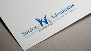 Logo: Ministério dos Surdos e Intérpretes