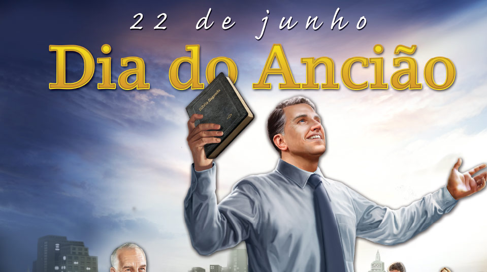 Cartaz: Dia do Ancião