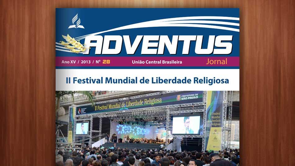 Jornal Adventus – Ano XV 2013 nº28