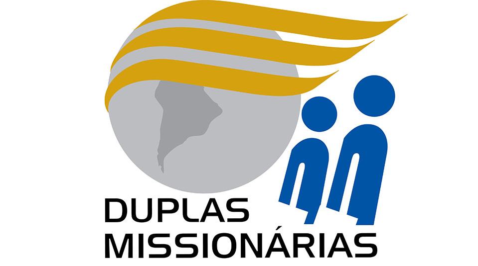 Logo: Duplas Missionárias