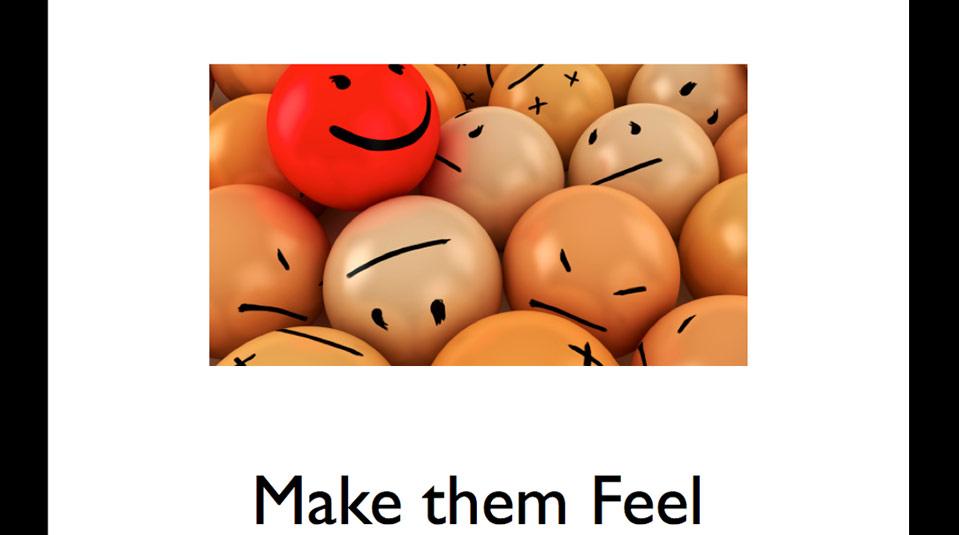 PPT(en): O que eles sentem