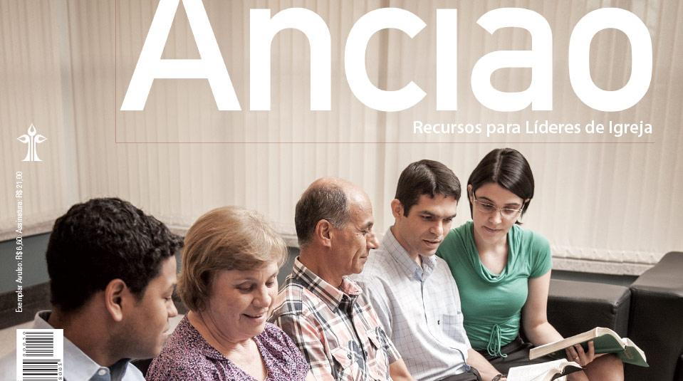Revista do Ancião: 2º trimestre 2013