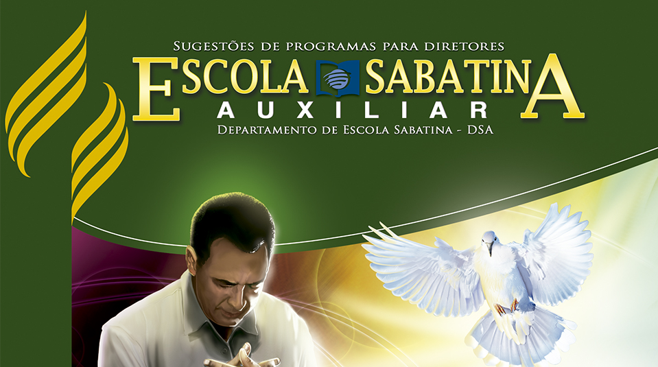 Auxiliar Escola Sabatina III Trimestre 2013