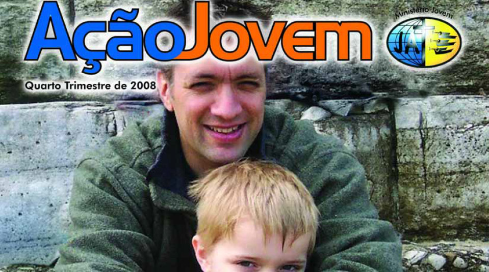 Revista: Ação Jovem 4º trimestre 2008