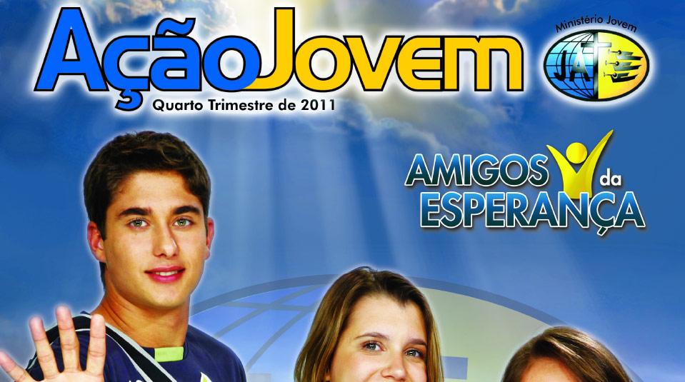 Revista: Ação Jovem 4º trimestre 2011