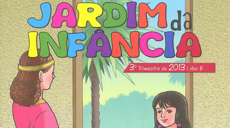 Auxiliar: Jardim Ano B 3º trimestre 2013