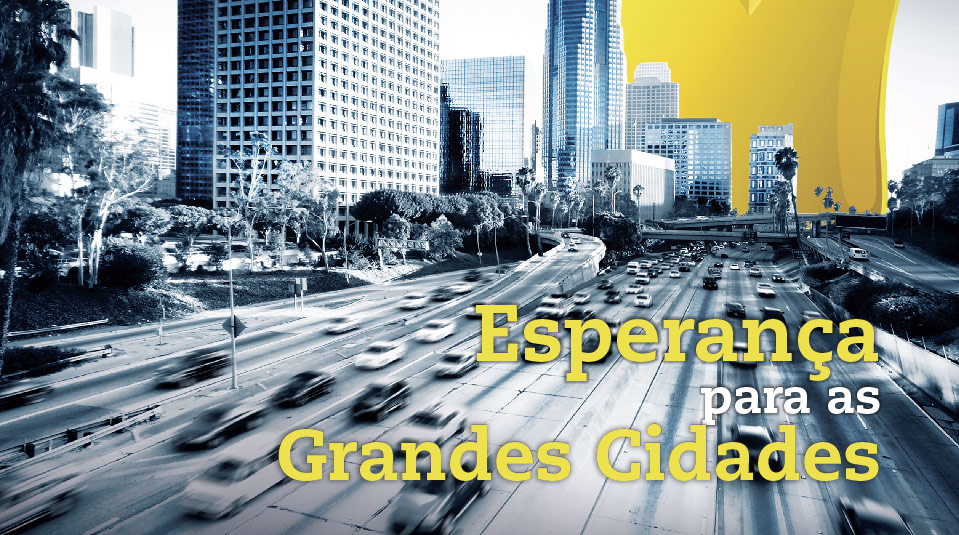 Revista Adventista – Esperança para as Grandes Cidades (WEB)