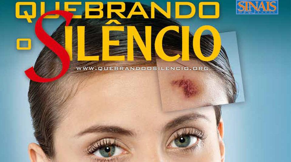 Revista: Quebrando o Silêncio 2012/2013