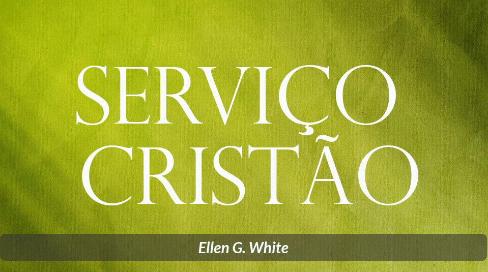 Serviço Cristão – Guia de Estudos