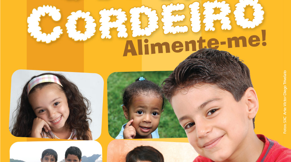 Cartaz: Dia Mundial da Criança Adventista 2009