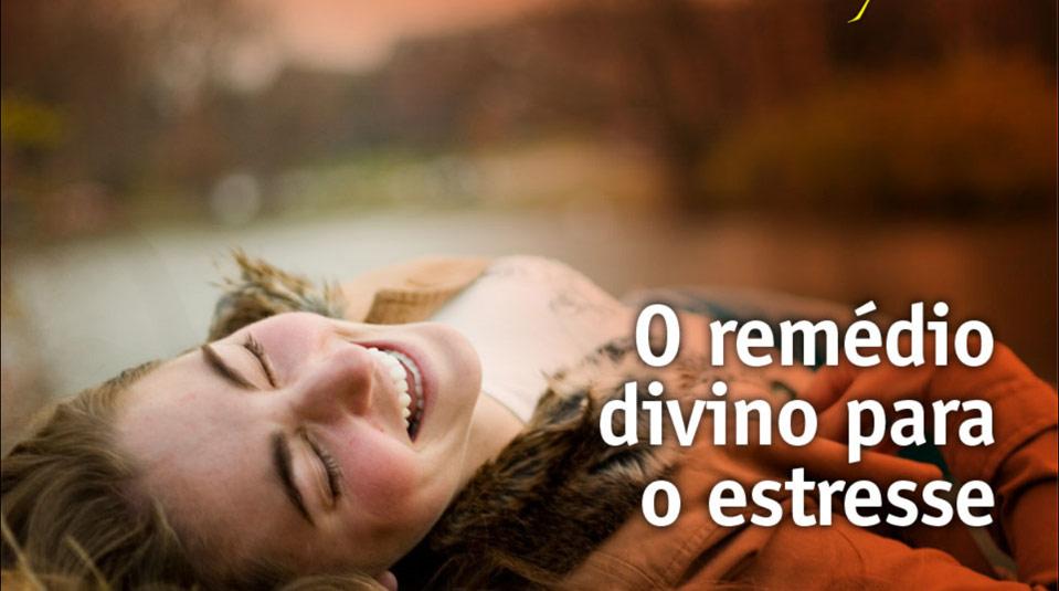 Sermão: O remédio divino para o estresse – Noites de Esperança