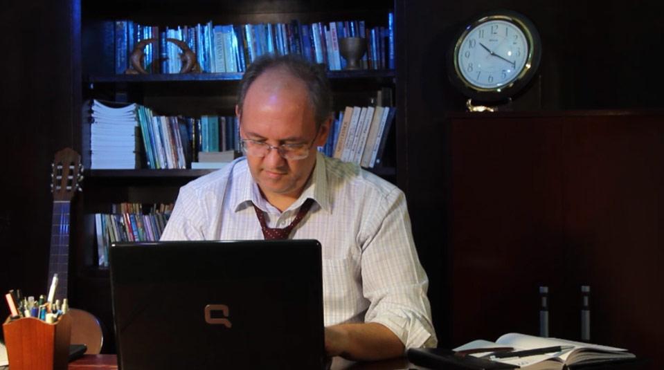 Vídeo #2 Perigos em Rede para os homens – Quebrando o silêncio 2013