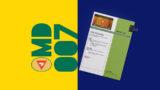 OMD 007: Cartões Amigo e Pesquisador