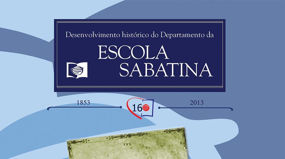 Cartaz: 160 anos da Escola Sabatina