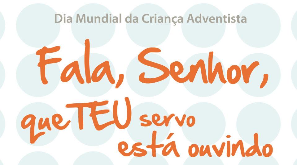 Cartaz: Dia Mundial da Criança Adventista 2011