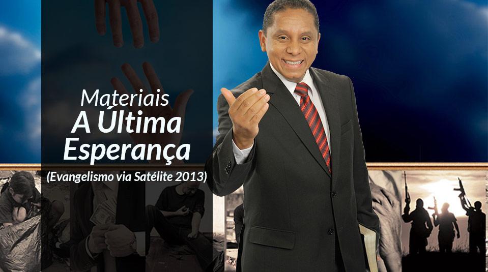 Evangelismo via Satélite 2013