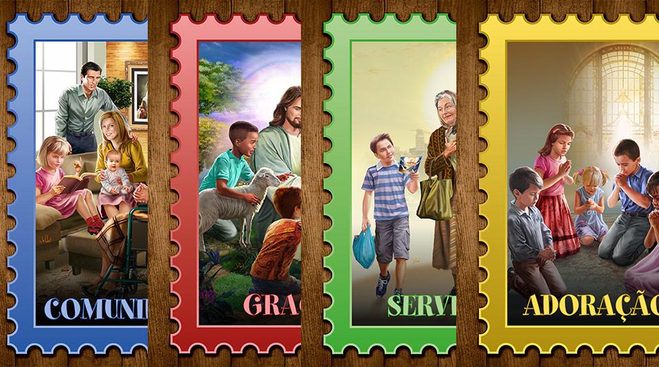 Selos: Elo da Graça