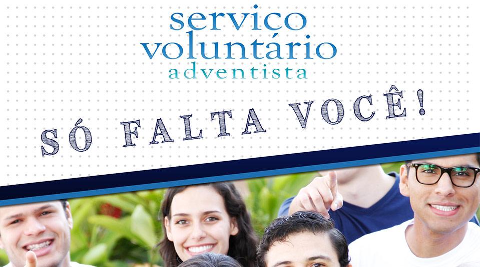 Banner: Serviço Voluntário Adventista