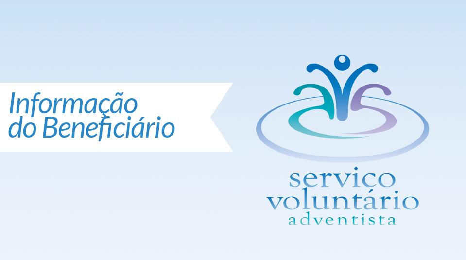 Beneficiary form (Informação do Beneficiário)