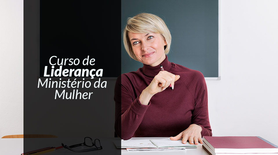 Curso de Liderança M. Mulher