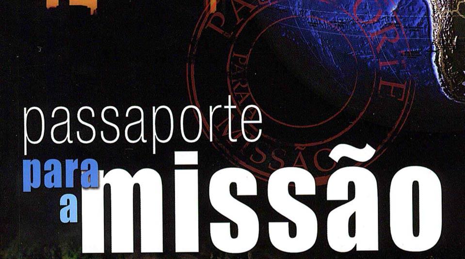 Questionário do Livro: Passaporte Para a Missão