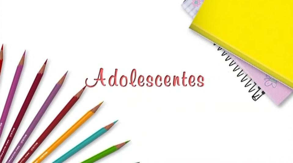 Auxiliar: Adolescentes 1º trimestre 2014