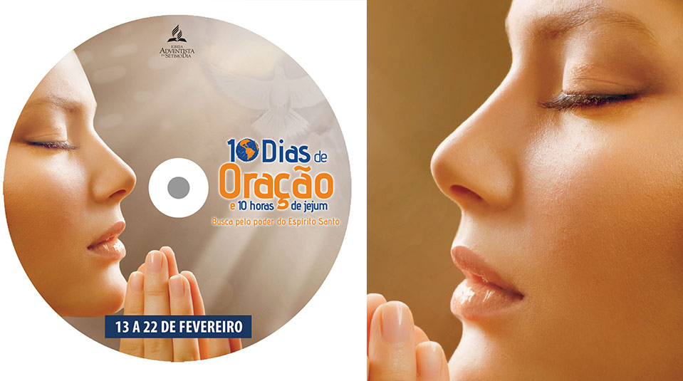 Label: 10 dias de oração e 10 horas de jejum 2014