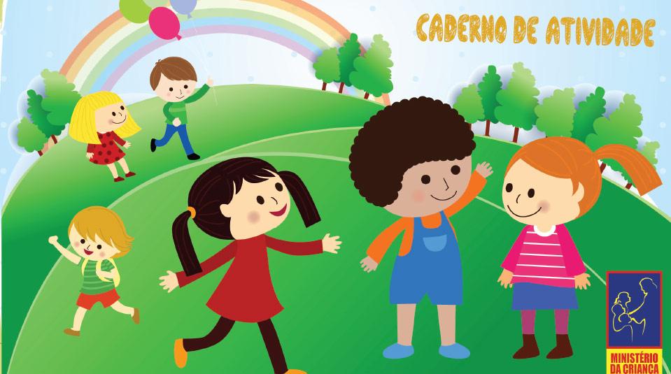 Caderno de Atividade: Semana de Mordomia infantil