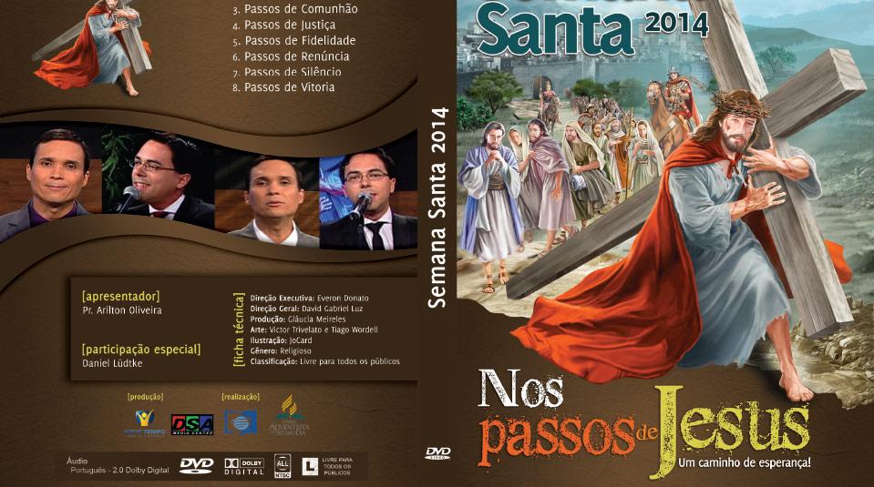Capa DVD: Semana Santa 2014