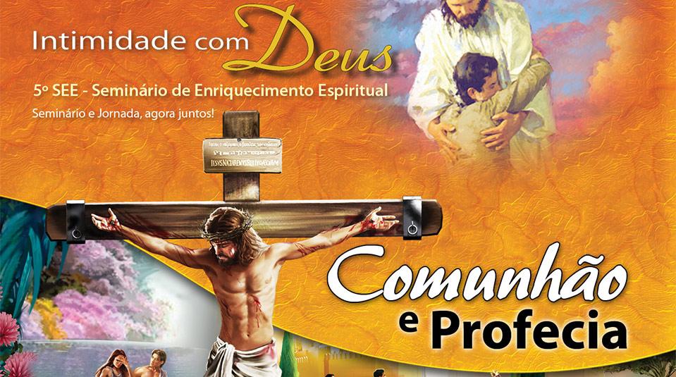 13 PPTs do 5° Seminário de Enriquecimento Espiritual