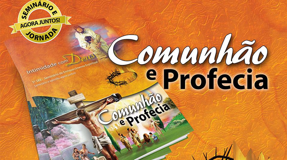 Banner: 5º SEE – Seminário de Enriquecimento Espiritual