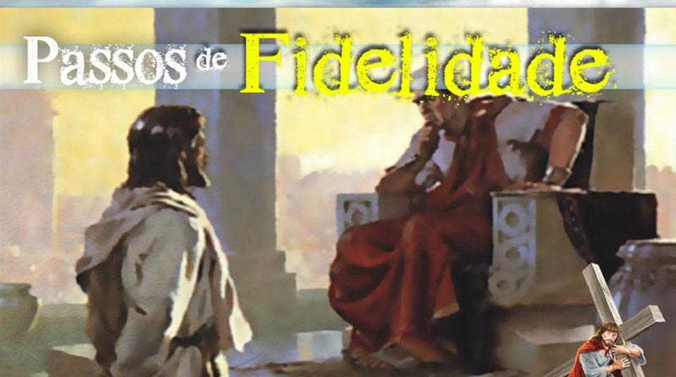 PPT 5: Passos de fidelidade – Semana Santa 2014