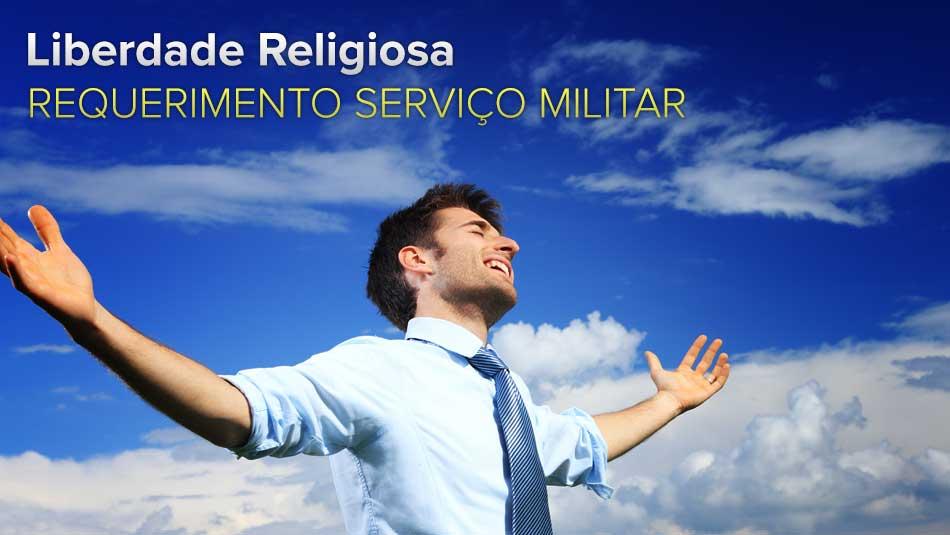 Requerimento Serviço Militar