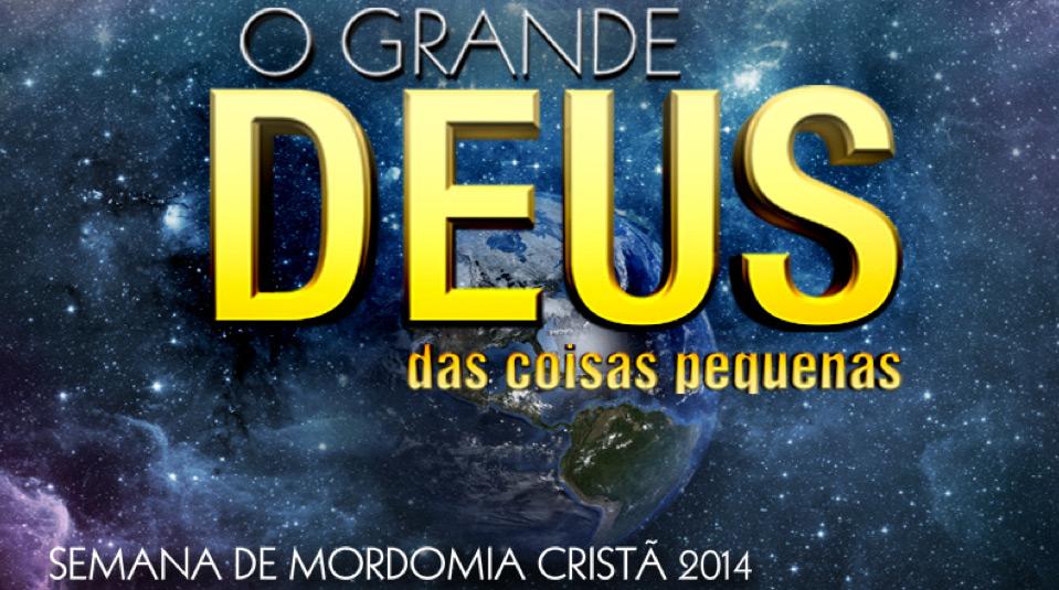 Power point: Semana de mordomia cristã 2014