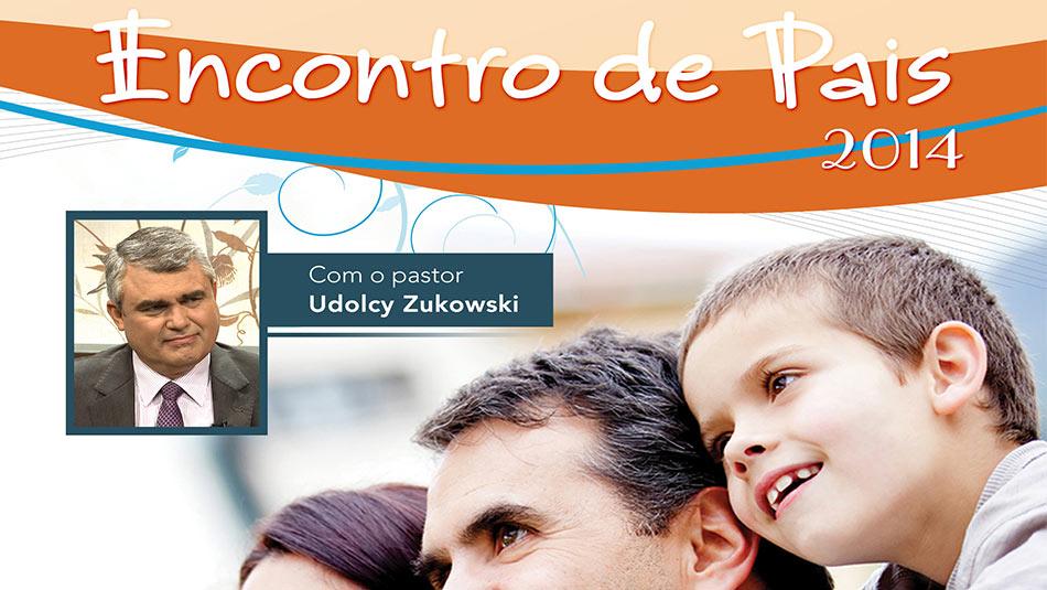 Banner: Encontro de pais 2014