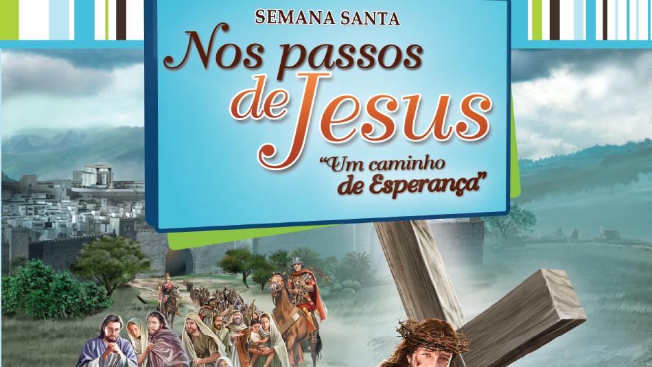 Caderno de atividade: Semana Santa Infantil 2014